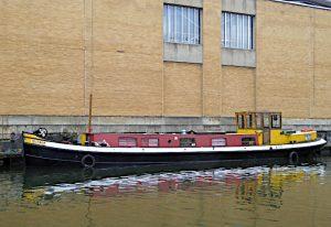 Foto van rivierschip Oliekop