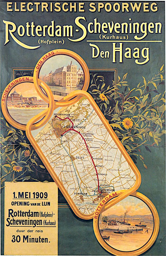 Affiche Hofpleinlijn