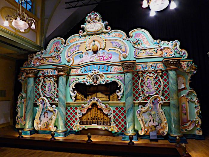 Foto van orgel