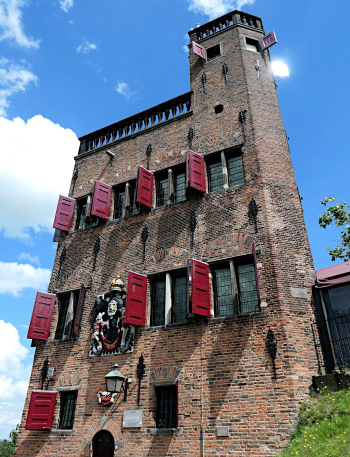 Foto van uitkijktoren