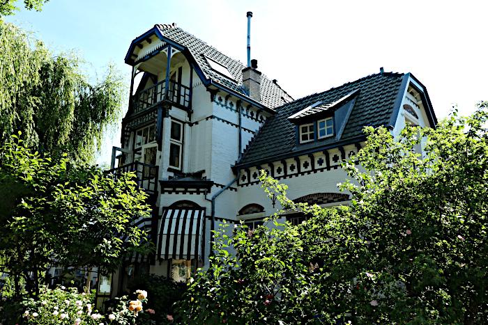 Foto van monumentale villa